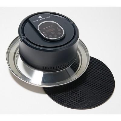 Cook's Essentials Air Fryer Lid for Pots, Pans & Pressure Cooker Refurbished