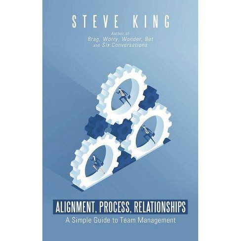 Alignment, Process, Relationships - by  Steve King (Paperback) - image 1 of 1