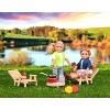 Lori Doll Travel Accessories with Play Food - Roadside Refreshments - image 3 of 4