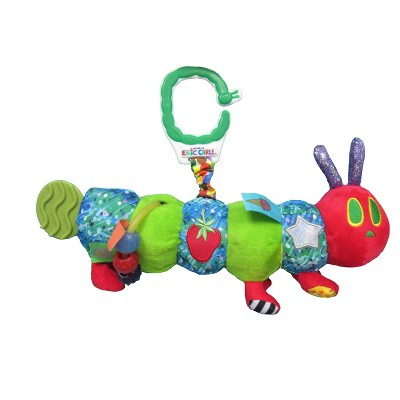 Eric Carle Very Hungry Caterpillar Developmental Toy