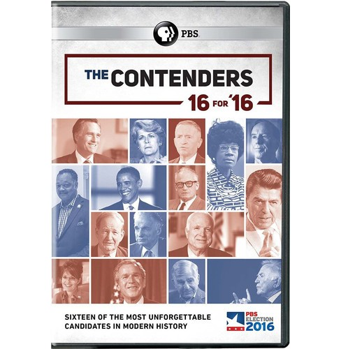 16 For 16:Contenders (DVD) - image 1 of 1