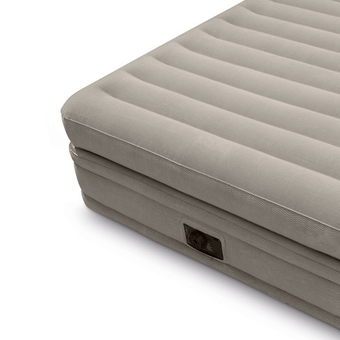 Intex Inflatable Prime Comfort Elevated Queen Airbed With Built In