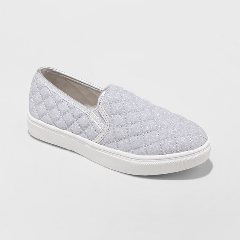 Girls' Koolkicks Quilted Twin Gore Sneakers - Stevies - image 1 of 3
