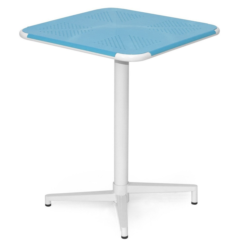 Fly Folding Dining Table - Blue and White - Aeon