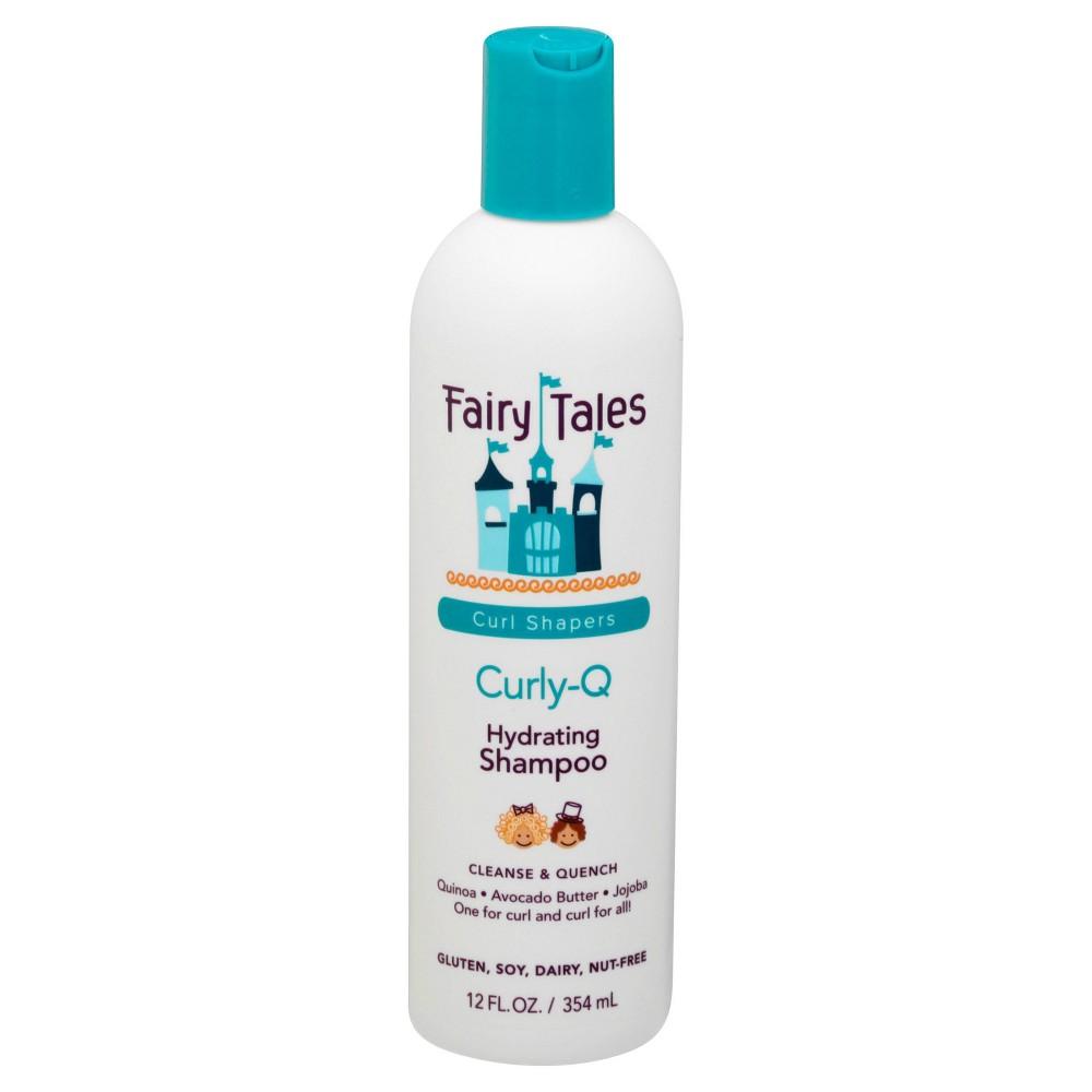 Fairy Tales Curly Q Hydrating Shampoo 12 Fl Oz