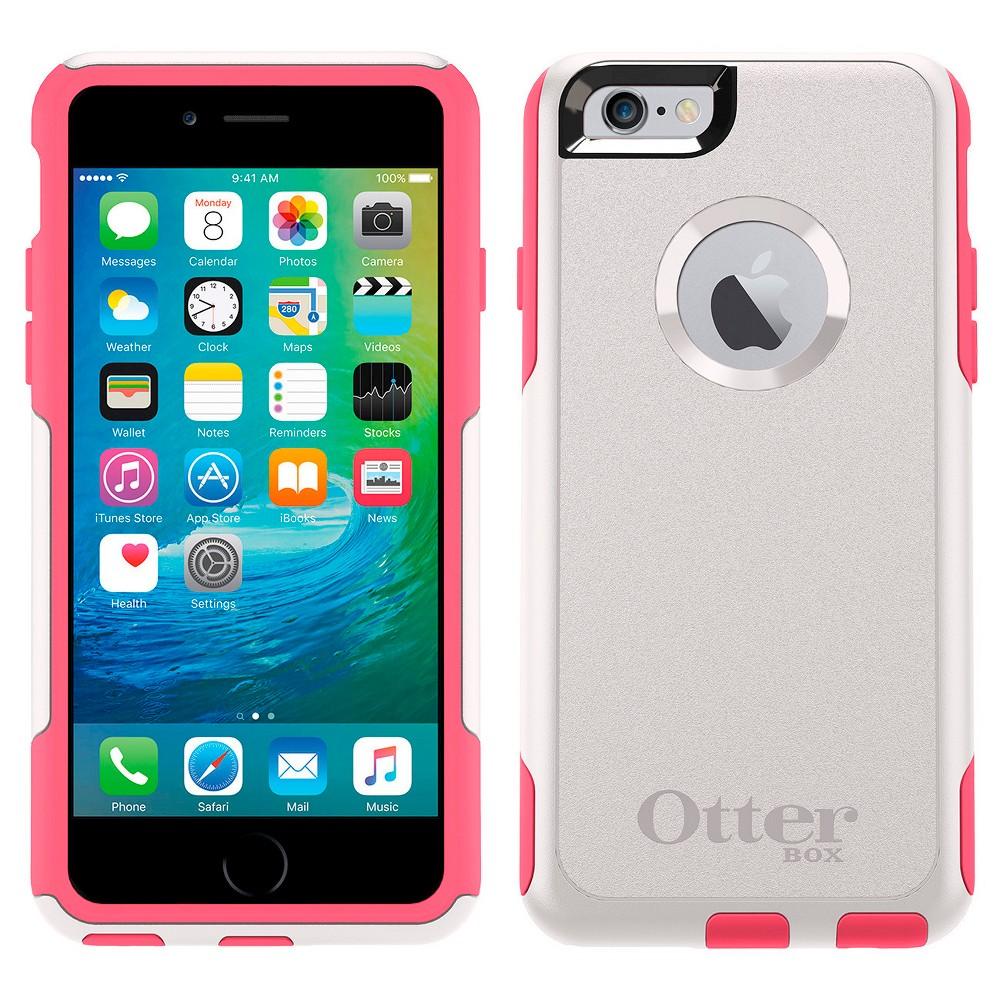 OtterBox iPhone 6s Plus/6 Plus Case Commuter - Neon Rose, Pink