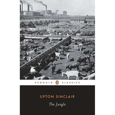 The Jungle - (Penguin American Library) by  Upton Sinclair (Paperback) - image 1 of 1