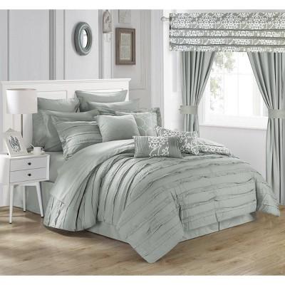 Olivier 24Pc Comforter Set