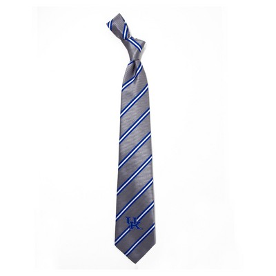 NCAA Eagles Wings Stripe Two Necktie