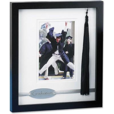 "Lawrence Frames Graduation 4"" x 6"" Wooden Shadow Box Frame 566046"