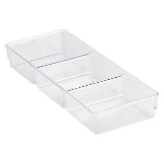 3 Compartment Drawer Organizer Tray - Room Essentials™