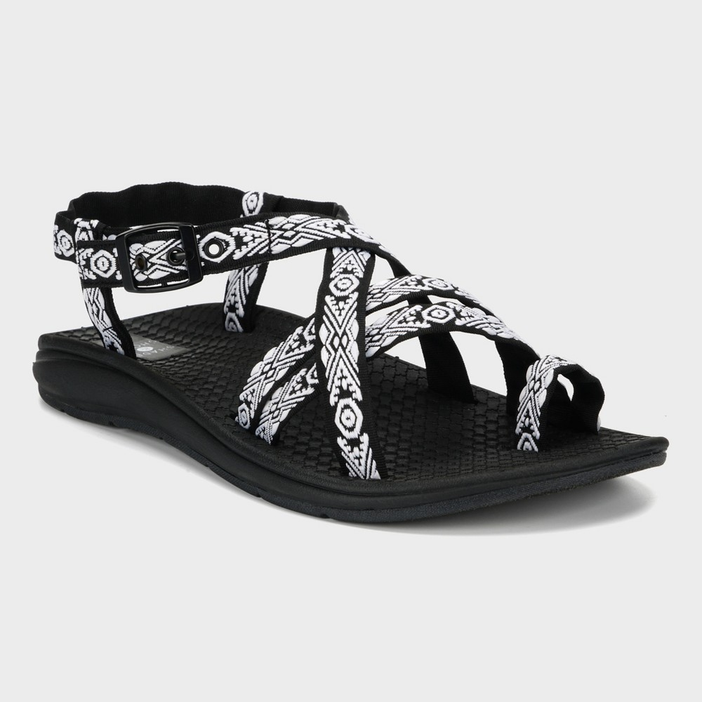 Women's Ada Hiking Sandals - Shade & Shore Black 11