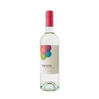 Seven Daughters Moscato White Wine - 750ml Bottle