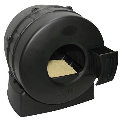 Smart Choice Litter Spinner Easy Cat Litter Box - Black
