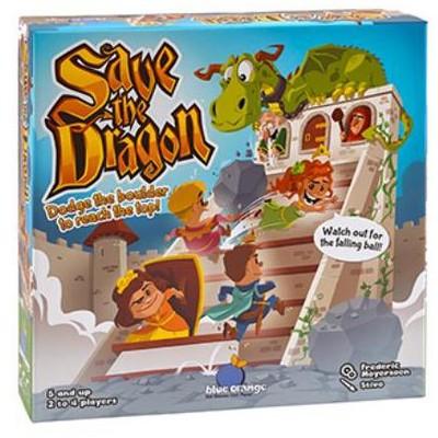 Save the Dragon Board Game
