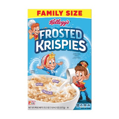 Breakfast Cereal: Frosted Krispies