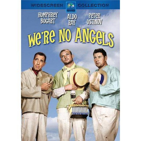 We're No Angels (DVD) - image 1 of 1