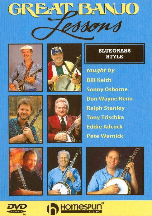 Great banjo lessons (DVD) - image 1 of 1