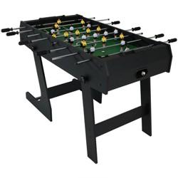 """Sunnydaze Decor 48"""" Folding Foosball Game Table"""