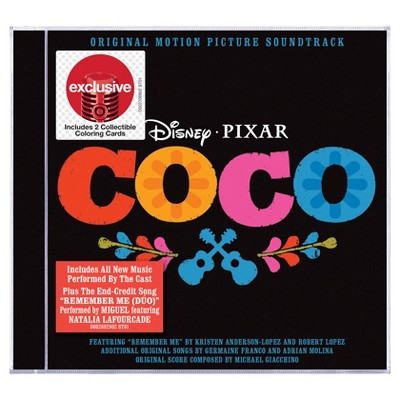 Various Artists - Coco The Soundtrack (Target Exclusive)