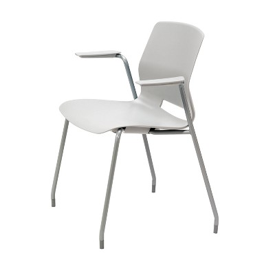 Lola Office Stack Chair with Arms - Olio Designs