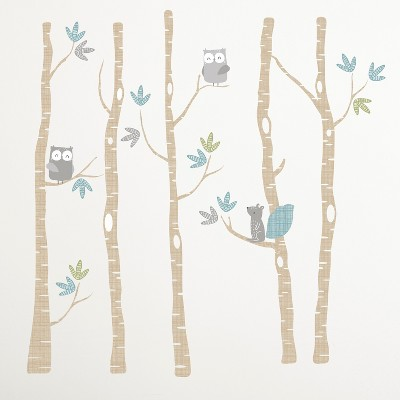 Everly Wall Decals - Levtex Baby