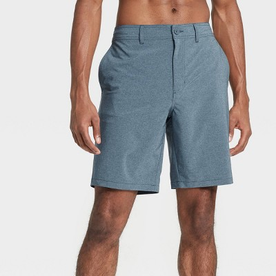 "Men's 9"" Hybrid Swim Shorts - Goodfellow & Co™ Blue"
