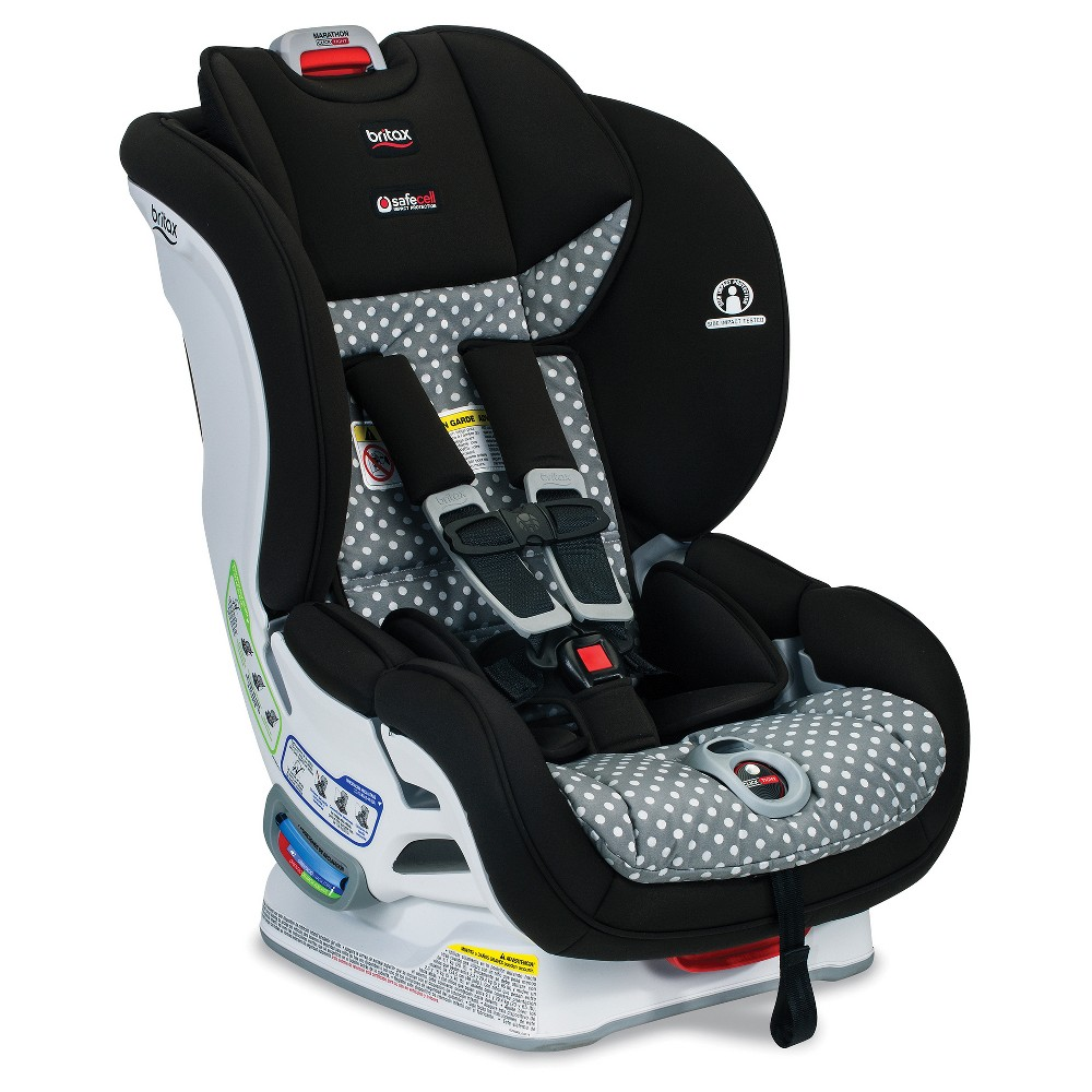 Britax Marathon Click-Tight Convertible Carseat- Ollie
