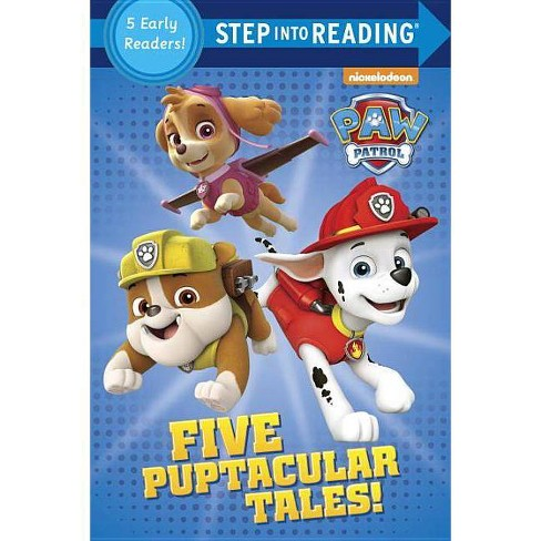 Five Puptacular Tales (Paperback) (Various) - image 1 of 1