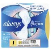 Always Infinity Pads - Regular Absorbency - Size 1 - image 4 of 4