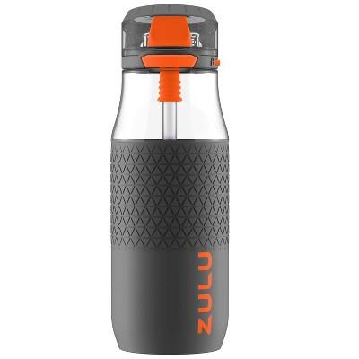 Zulu 18oz Tag Tritan Water Bottle