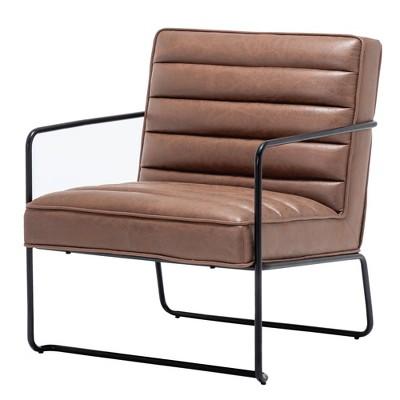 eLuxury Horizontal Channel Chair