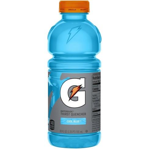 Gatorade Cool Blue Sports Drink - 20 fl oz Bottle - image 1 of 4