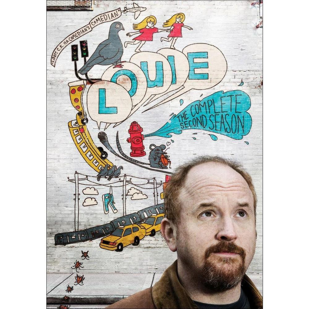 Louie: The Complete Second Season [2 Discs]