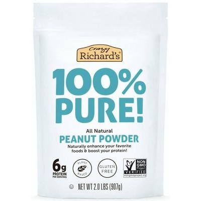 Crazy Richard's Pure Peanut Powder