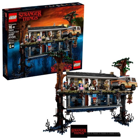 LEGO Stranger Things The Upside Down 75810 - image 1 of 4