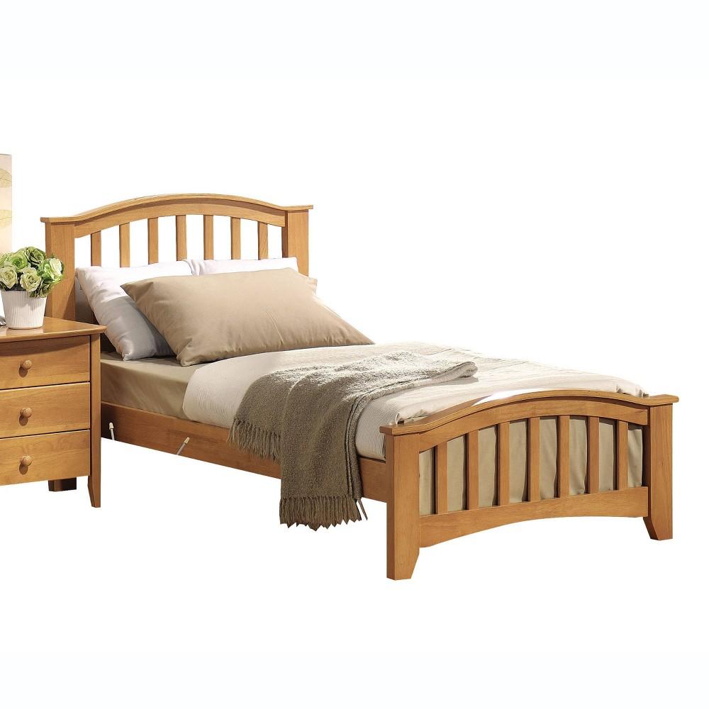 Twin San Marino Kids 39 Bed Maple Acme Furniture