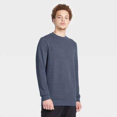 Men's Crewneck Fleece Sweater - All in Motion™