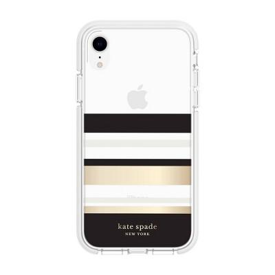 Kate Spade New York iPhone Hardshell Case - Park Stripe