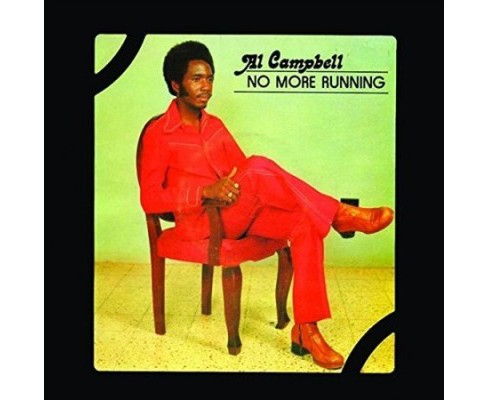 Al Campbell - No More Running (Vinyl) - image 1 of 1