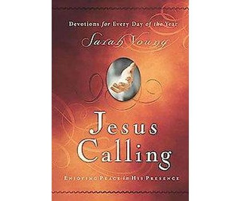 Jesus Calling: Enjoying Peace in His Presence (Hardcover) (Sarah Young) - image 1 of 1