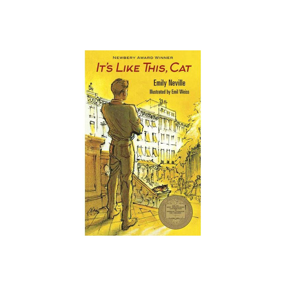 It S Like This Cat By Emily Neville Paperback