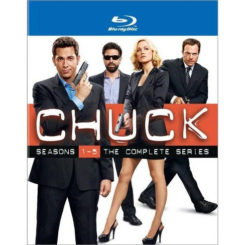 Chuck: The Complete Series (Blu-ray) - image 1 of 1