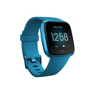 Fitbit Versa Lite Smartwatch with Small & Large Band - Marina Blue