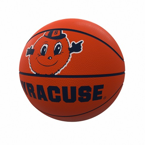 Ncaa Syracuse Orange Mascot Official Size Rubber Basketball Target