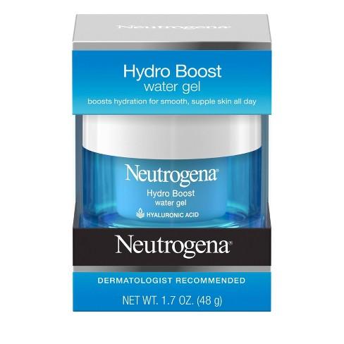 Neutrogena Hydro Boost Hydrating Water Gel Face Moisturizer - 1.7 fl oz - image 1 of 4
