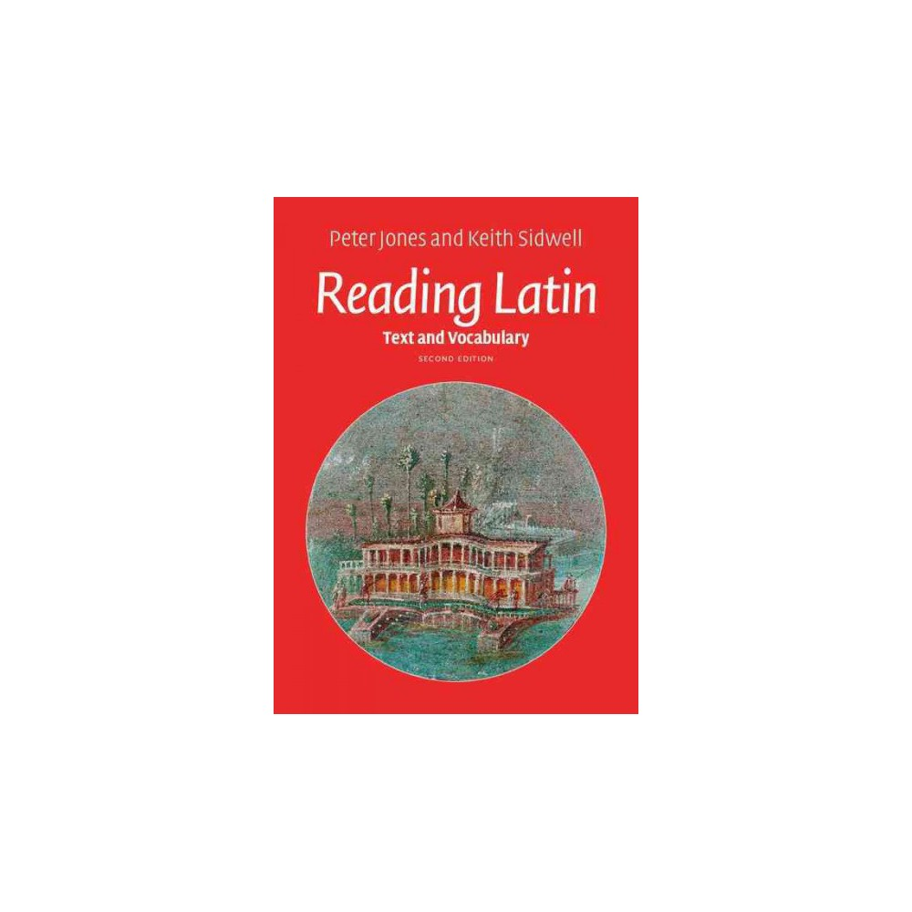 Reading Latin : Text and Vocabulary (Paperback) (Peter Jones & Keith Sidwell)