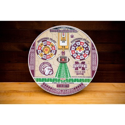 NCAA Mississippi State Bulldogs Official Football Dartboard