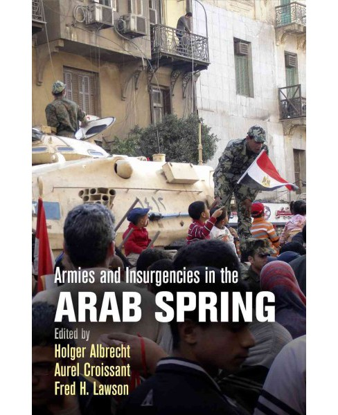 Armies and Insurgencies in the Arab Spring (Hardcover) - image 1 of 1