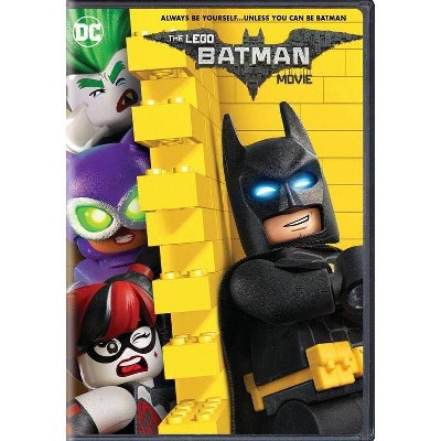 LEGO DC: Batman Movie (2017) (DVD)